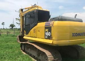 Escavadeira hidráulica pc160