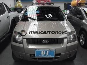 Ford ecosport xls freestyle 1.6 flex 8v 5p 2006/2007