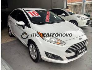 Ford fiesta sedan 1.6 16v flex mec. 2015/2015