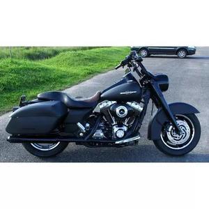 Harley davidson road king custom - personalizada