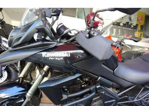 Kawasaki versys 650 preta 2012 r$20.000 revisada
