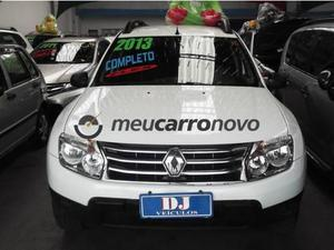 RENAULT DUSTER 1.6 EXPRESSION 4X2 16V4P MANUAL 2012/2013