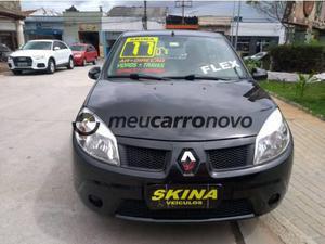 Renault sandero expression hi-flex 1.0 16v 5p 2010/2011