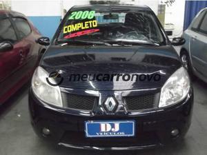 Renault sandero privilège hi-flex 1.6 8v 5p 2008/2008