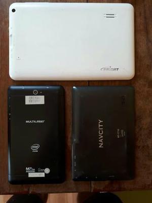 Tablets retirada de peças ou conserto