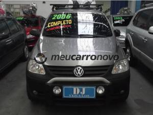 Volkswagen crossfox 1.6 t. flex 16v 5p 2006/2006