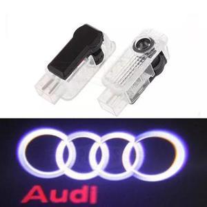 Acessórios audi a3 s3 q3 a4 a5 tt luz led cortesia projetor