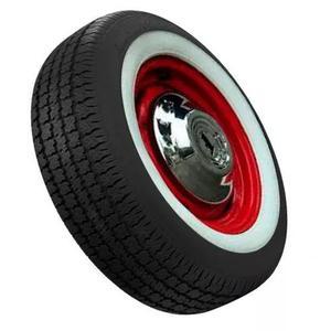 Banda faixa branca tradicional vw fusca pneu aro 13 14 15 16