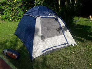 Barraca tenda acampamento ozark trail