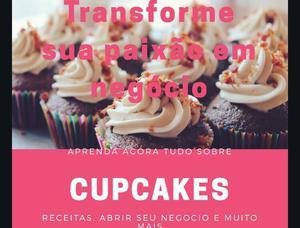 Cupcakes: ganhe dinheiro com seu hobby