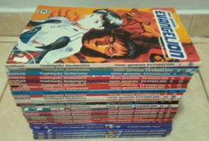 Evangelion mangá coleção completa