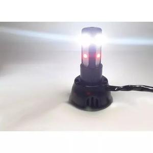 Lampada farol biz 100 / 125 led bi-xenon 8000k / 4400 lumens