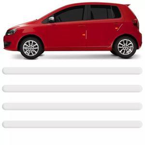 Protetor Porta Carro Universal 4 Portas Transparente 20 Cm