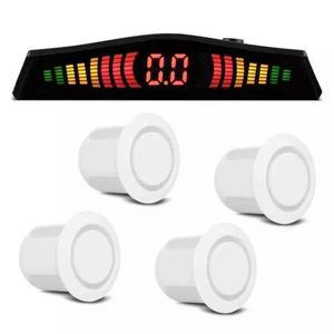Sensor estacionamento ré 4 sensores display led