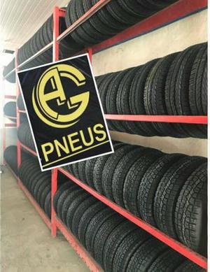 Tarde com super descontos pneus novos!
