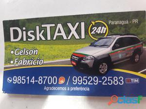 Disk taxi 24 horas