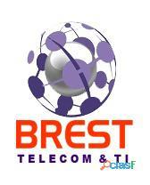 Moema empresa em telecom e t.i 3294 2100