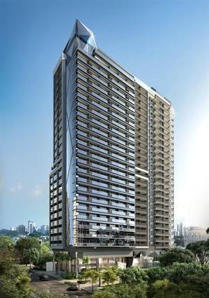 Apartamento com 1 Quarto à Venda, 35 m² por R$ 448.000