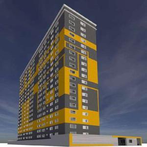 Apartamento com 2 Quartos à Venda, 40 m² por R$ 189.000