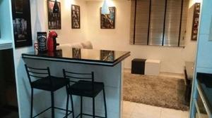 Apartamento com 2 quartos à venda, 50 m² por r$ 205.000