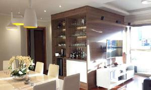 Apartamento com 3 quartos à venda, 118 m² por r$ 710.000