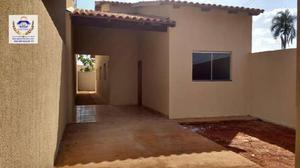 Casa com 2 quartos à venda, 79 m² por r$ 145.000