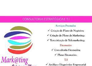 Consultoria, cursos e palestras profissionais