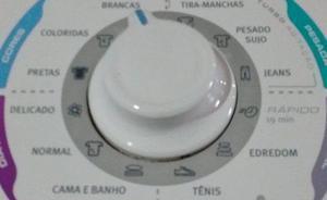 Lavadora de roupas electrolux semi nova
