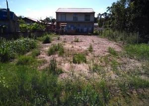 Vendo terreno no saí mirim - itapoá sc.