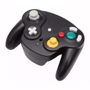 2 controles wavebird wireless 2.4ghz nintendo wii game cube