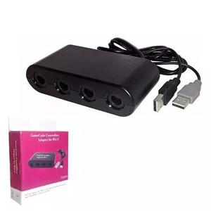 Adaptador de controle game cube gamecube para wii u / pc