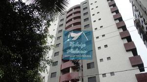 Apartamento residencial para locação, vila tupi, praia