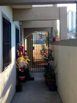Casa residencial para locação, vila ristori, guarulhos.