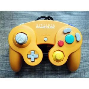 Controle original game cube laranja c792