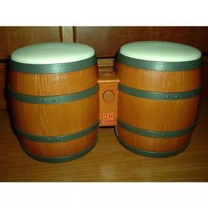 Dk bongos controller (game cube e wii) s