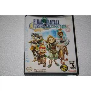 Final fantasy crystal chronicles gamecube original
