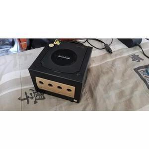 Game cube preto só o console não leu os jogos leia