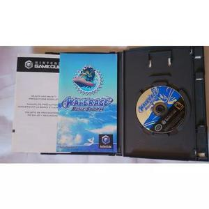 Game cube wave race blue storm jogo original completo