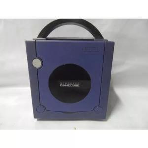 Game cube xbox nintendo videogame c/ acessorios - u.s.a - ok