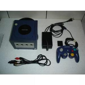 Gamecube game cube console xeno revisado c02