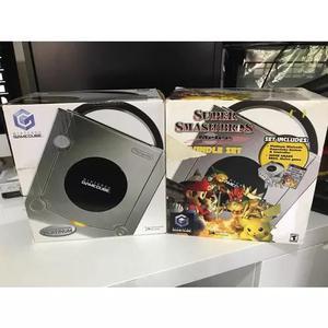 Gamecube limited edition platinum