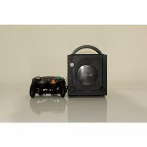 Gamecube preto japonês