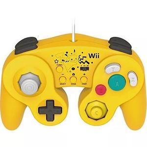 Hori batalha almofada para wii u pikachu versão com turbo