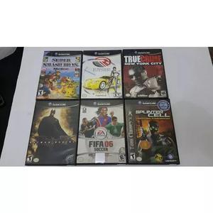 Jogo game cubo 24 títulos originais