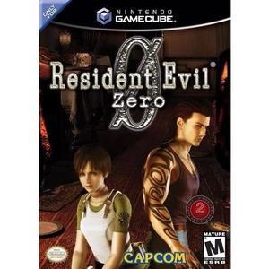 Jogo resident evil 0 gamecube original
