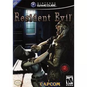 Jogo resident evil 1 gamecube original