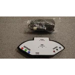 Kit/conversor video componente para mega drive1/2,ps1,snes