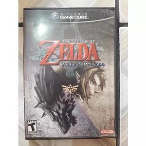 Legend of zelda twilight princes game cube original