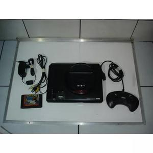Mega drive 1 va3 o melhor console completo só jogar c03