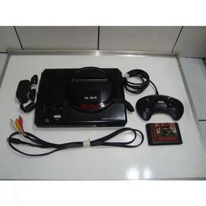 Mega drive 1 va3 o melhor console só jogar frete 20 c01